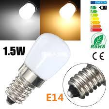 mini led light bulb e14 1 5w ses fridge freezer led smd l