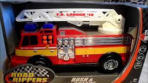 Road Rippers Rush & Rescue Toy Fire Truck - YouTube Find More Matchbox Fire Truck And Road Rippers Pickup For Sale At Up Toystate Amazoncom Rush And Rescue Engine Toys Games Best Choice Products Bump Go Electric Toy W Lights Unboxing Toys Reviewdemos Rippers Rescue Emergency Home Facebook State Skroutzgr S Heavy Duty Lookup Beforebuying Van Der Meulen Rush Rescue Emergency Vehicle Set
