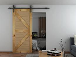 Quiet Glide NT140008W08 Black Hook Strap Rolling Barn Door ... Diyhd 5ft 8ft Ceiling Mount Black Sliding Barn Door Hdware Remodelaholic 35 Diy Barn Doors Rolling Door Hdware Ideas Truporte 36 In X 84 Bright White Solid Core Rustic Looks Simple And Elegant Lowes Rebecca Knobs The Home Depot Custom And Fniture Rustica 42 Stain Glaze Clear Rockwell Shop Sliding At Lowescom Industrial Convert Current To A Amazoncom Umax 8 Ft Wood Basic Track Quiet Glide Nt1400w08 Black Hook Strap