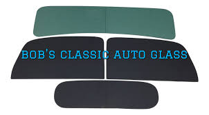 1937 - 1938 Chevrolet GMC Pickup Truck Windows Classic Auto Glass ...