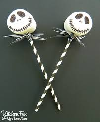 Nightmare Before Christmas Baby Room Decor by Nightmare Before Christmas Jack Skellington Marshmallow Pops