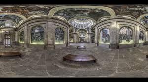 Jose Clemente Orozco Murales Hospicio Cabaas by Fotografia Esferica 360 Instituto Cultural Cabañas Youtube