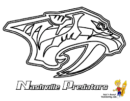 Pittsburgh Penguins Pumpkin Stencil Free by Hockey Coloring Pages Getcoloringpages Com
