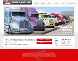 G & J Truck Sales Competitors, Revenue And Employees - Owler Company ...