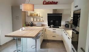 cuisine moderne en u cuisine aménagée réalisations lorient