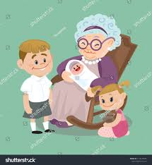 Old Grandmother Rocking Chair Grandchildren Stock Vector ... Crafting Comfort Alan Daigre Designs Good Grit Magazine Old Man Sitting In Rocking Chair Grandmother Rocking Chair Grandchildren Stock Vector The Every Grandparent Needs Simplemost Grandfather And Granddaughter Photo Man Photos Invest A Set Of Chairs Marriage Lessons From Grandparents Products Adirondack With Her Sitting In A Solid Wood Dusty Pink Off The Rocker Brief History One Americas Favorite Rex Rocking Chair Dark Brown From Rex Kralj