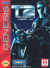 Terminator 2 Judgment Day Box Shot for Genesis GameFAQs