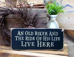 An Old Biker And The Ride Of His Life Live Here, Wooden Sign, Gift ... 25 Unique Barn Wood Signs Ideas On Pinterest Pallet Diy Sacrasm Just One Of The Many Services We Provide Humor Funny Quote 1233 Best Signs Images Farmhouse Style Wood Sayings Sign Sunshine U0026 Salt Water Beach Modern Home 880 Scripture Reclaimed Sign Sayings Be Wild And Free Quotes Quotes For Free A House Is Made Walls Beams Joanna Gaines Board Diy