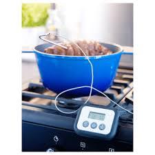 thermometre cuisine pas cher fantast thermomètre minuteur ikea