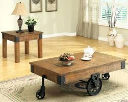 Rustic Style Furniture Coffee Table Dolores Co