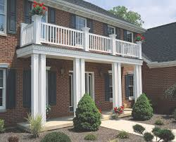 Columns On Front Porch by 6