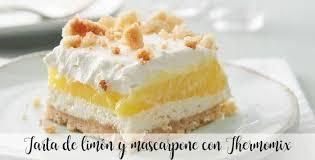zitronen mascarpone kuchen mit thermomix