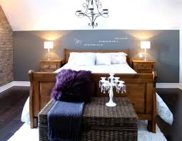 schlafzimmer dachschräge farblich gestalten schlafzimmer