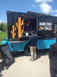 100 Big Truck Taco Menu OG Burgers