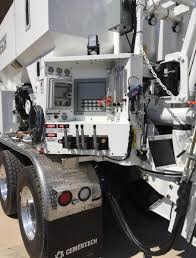 100 Roadshow Trucking ROMCO Equipment Hosts Cemen Techs Texas Construction