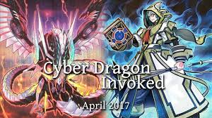 Best Cyber Dragon Deck Profile by Deck Profile Cyber Dragon Invoked April 2017 Experimental Build