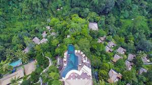 100 Hanging Gardens Bali Ubud Book Private Villas Luxury Hotels B