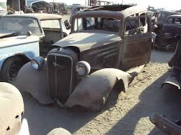 1934 Chevy Four Door -
