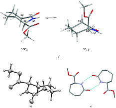 Chair Conformation Of Cyclohexane by Conformational Studies On Substituted ε Caprolactams By X Ray