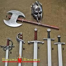 LARP Foam Medieval Sword Inspired By European Medieval Weapons