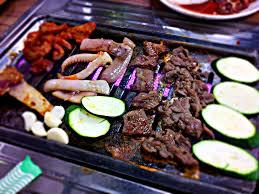 Picnic Garden Korean BBQ meetup