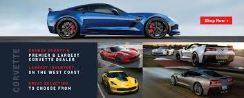 Special Prices Available On Corvette Cars At Selman Chevrolet Orange