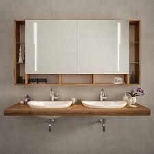 orlando badspiegelschrank mit beleuchtung