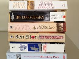 Historical Fiction WWI And WWII Favourites