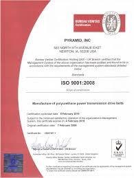 us bureau veritas what is iso 9001 2000