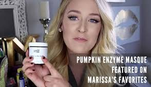 Pumpkin Enzyme Peel Before And After by Pumpkin Enzyme Masque Organic Pumpkin Mask For Acne U2013 Banish