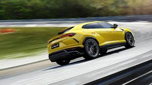 Lamborgini Urus Unveiled: SUV Starts At $200,000 | Fortune Best Choice Products 114 Scale Rc Lamborghini Veno Realistic 2016 Aventador Lp7504 Sv Starts At 493095 In The Us Legendary Italian V12 Suv Is Known As Rambo Lambo Ebay Motors Blog Ctenario First Presentation Youtube Urus Reviews Price Photos And You Can Now Order Hennessey Velociraptor 6x6 W Lamborghini Reventon Vs Aventador Gets Towed A Solid Gold 6 Other Supercars New York Post Immaculate 1989 Lm002 Headed To Auction News Car Roadster Revealed Beautiful Of Truck Cars