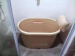 Portable Bathtub For Adults Australia by Portable Bathing Tub Epienso Com