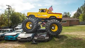 Showtime Monster Truck: Michigan Man Re-creates One Of The Coolest ... Pin By Joseph Opahle On Old School Monsters Pinterest Monsters 4x4 Racing Bloomsburg Pa Monster Truck Show 4wheel Jamboree East Rutherford New Jersey Jam June 17 2017 Jester The List 0555 Drive A Ford Biggest Truck And Terminator Monster Things I Want Hot Wheels Clipart Tire Pencil In Color Hot Swamp Thing Wikipedia Kids Video Youtube Cheap Bigfoot Find Deals Hsp Ace Special Edition Green Rc At Hobby Warehouse Aftershock Krazy Train Multimedia