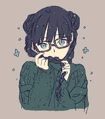 Anime Girl Art Cute Illustration Manga