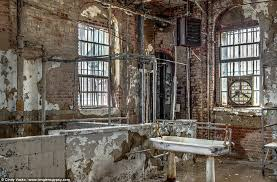 Mansfield Ohio Prison Halloween by Inside Prison Used To Film Shawshank Redemption Where 200 Inmates