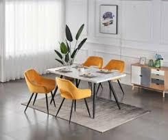 details zu 1 er sessel esszimmerstuhl relaxstuhl wohnzimmerstuhl mit rückenlehne samt grau