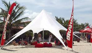 Outdoor Shade Canopy Flexible Portable Affordable