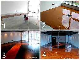 Metallic Epoxy Flooring Malaysia Premium Decorative Effects