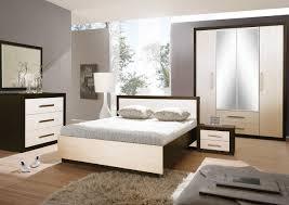 schlafzimmer komplett set duett moderne schlafzimmermöbel cremeweiß wenge