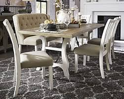 Large Dazzelton Dining Room Table Rollover