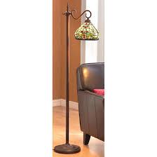 Qvc Tiffany Lamps Uk by Impressive Tiffany Floor Lamps Rose Floor Lamp Tiffany Style Floor