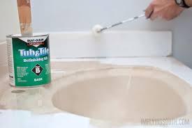 Bathtub Refinishing Kit For Dummies by Refinish Kitchen Sink Sink Refinishing Kitchenhome Depot Kitchen