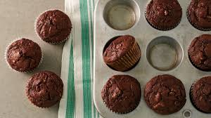 Bisquick Pumpkin Chocolate Chip Muffins by Chocolate Muffin Recipes Bettycrocker Com