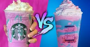 Heres How You Can Make Starbucks Unicorn Frappuccino At Home