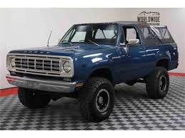1976 Dodge Ramcharger For Sale   ClassicCars.com   CC-1018498 Classic Dodge D100 For Sale On Classiccarscom Power Wagon View All At Cardomain Dodgelover1990 1976 Specs Photos Modification Orangecrush76 Wseries Pickup Find Colorado Used Cars Family Trucks And Vanscom File1976 D5n 500 Table Top Truck 10434597235jpg Ram 2500 1994 Vehicle Nettiauto War Horse Hell Yea Dodge Drive Or Be Driven Dodgetruck Ramcharger 76dt8783c Desert Valley Auto Parts Van Wikipedia Who Makes Fiberglass Step Side Beds Dodgeforumcom