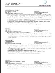 Federal Government Job Resume Format