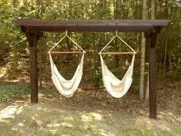 15 Inexpensive DIY Hammock Stand Tutorial Guide