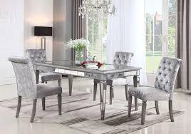 monroe silver mirror table badcock home furniture more of