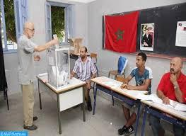 ouverture des bureaux de vote ouverture des bureaux de vote pour les élections communales et
