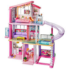 NEW Mattel Barbie Doll 3 Story HUGE Town House Townhouse Dream House